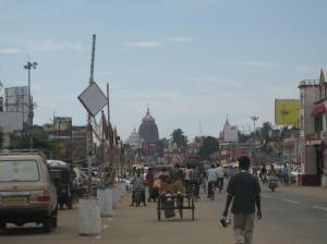 The Grand Road of Puri