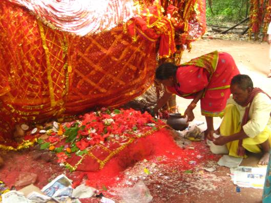 Rituals and Worship of the Goddess